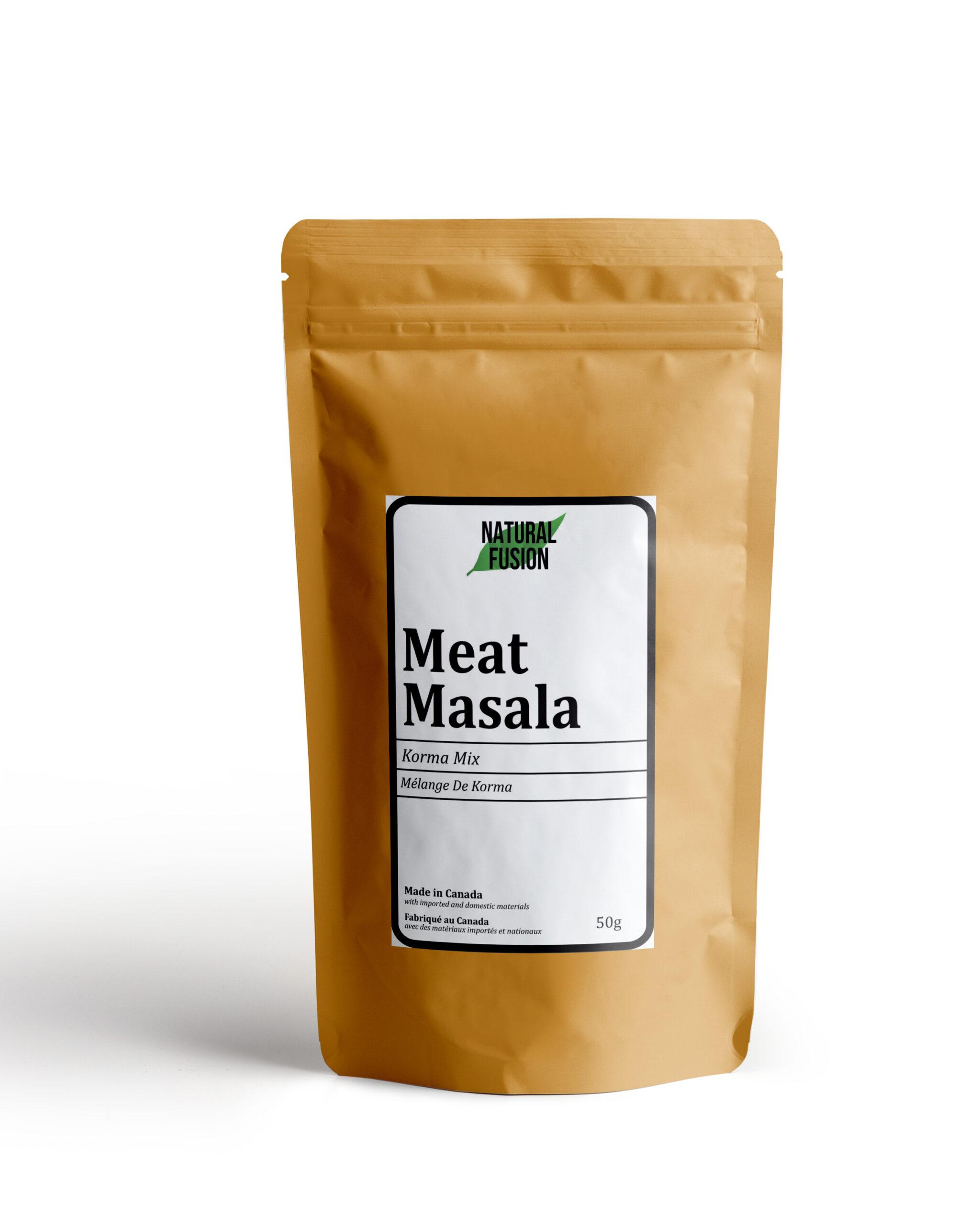 Meat Masala MockUp